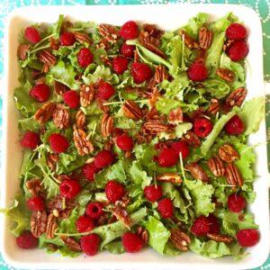 insalata baby kale
